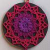 Medallion Wall Hanging