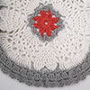 At Home -- Heart Keepsake Throw