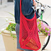 Radiant Motif Market Bag