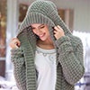 Weekend Casual Hooded Sweater