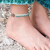 Toes in the Sand Anklets