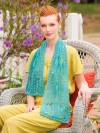 Blue Hawaii Pineapple Scarf